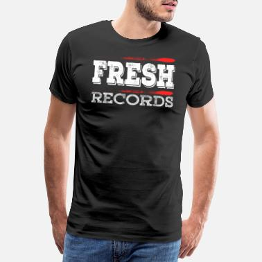 Archive Fresh Records tee design for fresh looking like - Men's Premium T-Shirt