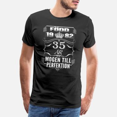 1982 1982-35 years perfection - 2017 - SE - Men's Premium T-Shirt