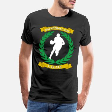 Won Winner First basketball team team gift - Men's Premium T-Shirt