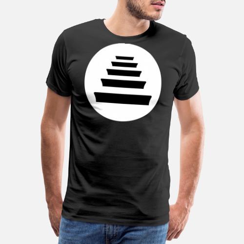 Quinto Escalon Hip Hop Camiseta premium hombre  fde818c0480