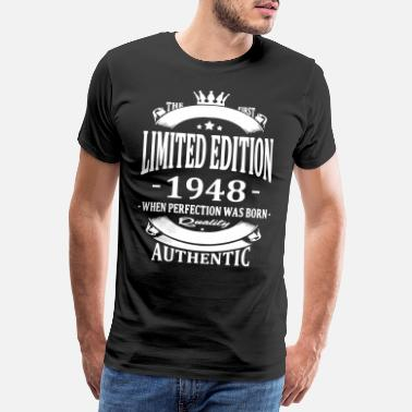 1948 Limited Edition 1948 - Mannen premium T-shirt