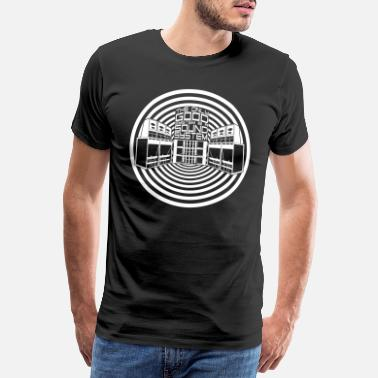System THE ONLY GOOD SYSTEM IS A SOUND SYSTEM - Men's Premium T-Shirt