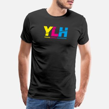 Handsome Young Liberal Handsome - FDP JuLis Young Liberals - Men's Premium T-Shirt
