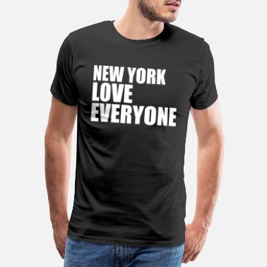 I Love Ny New york - Männer Premium T-Shirt