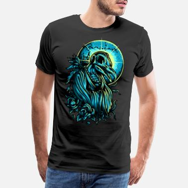 Rebirth Death and Rebirth - Men's Premium T-Shirt