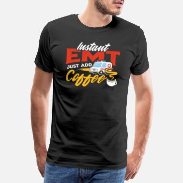 Pompiers Ambulancier ambulancier - T-shirt Premium Homme