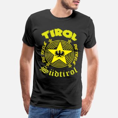 Tyrol Tyrol and South Tyrol loyalty - Men's Premium T-Shirt