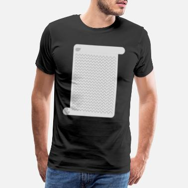 Write paper - Men's Premium T-Shirt