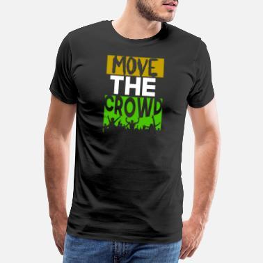 2b36a4871dcd12 Concert of the music festival - Men's Premium T-Shirt