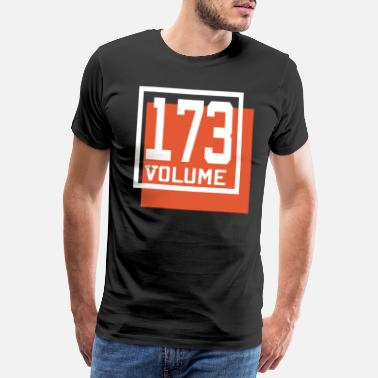 Date 173 No. 173 - Men's Premium T-Shirt