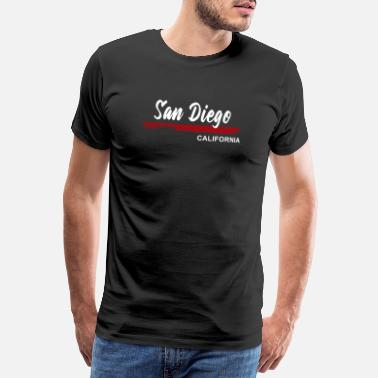 West Coast San Diego - Men's Premium T-Shirt