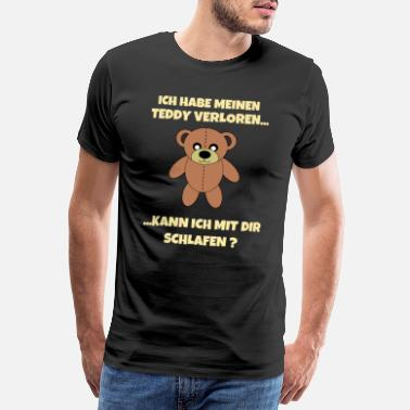 Collections I LOST MY TEDDY ... - Men's Premium T-Shirt