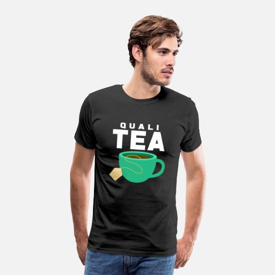 Tea T-Shirts - Tea - Men's Premium T-Shirt black