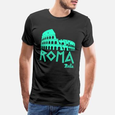 Vatican Rome travel Italy - Men's Premium T-Shirt