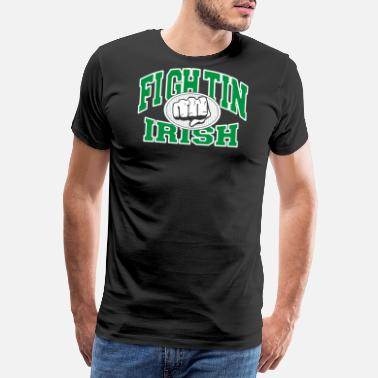Fighting Irish Fighting Irish - Men's Premium T-Shirt