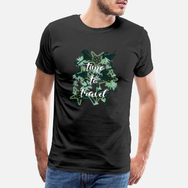 Animal to travel - Men's Premium T-Shirt