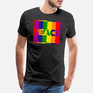 Woodstock Peace - Men's Premium T-Shirt