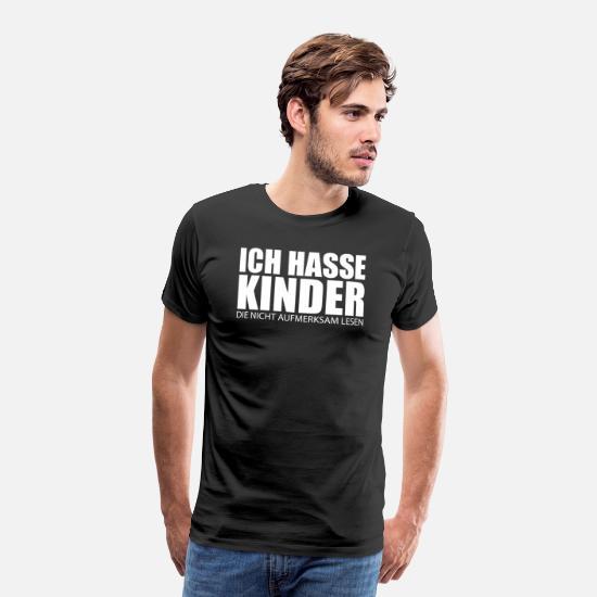 Gave til lærer tysk lærer Premium T shirt mænd | Spreadshirt