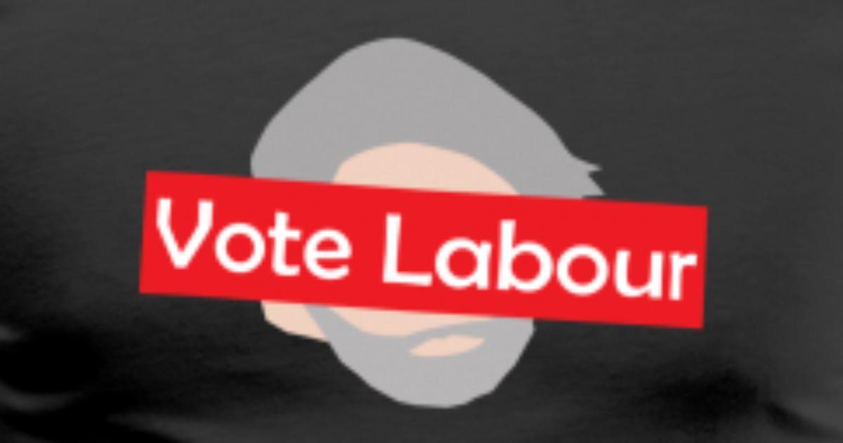 f95a7f9803 Vote Labour / Jeremy Corbyn Men's Premium T-Shirt | Spreadshirt
