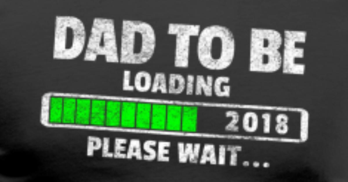 c6bad0d2 Dad to be loading 2018 I will father gift Men's Premium T-Shirt |  Spreadshirt