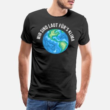 Greta Climate Strike Climate Change Environment Strike Climate - Men's Premium T-Shirt