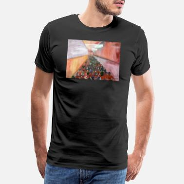 Neighborhood the hall - Men's Premium T-Shirt
