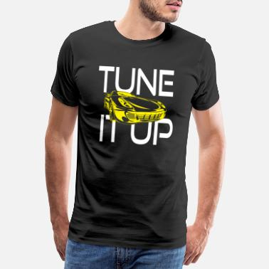 Car Tuning Tune it up Tuning car - Men's Premium T-Shirt