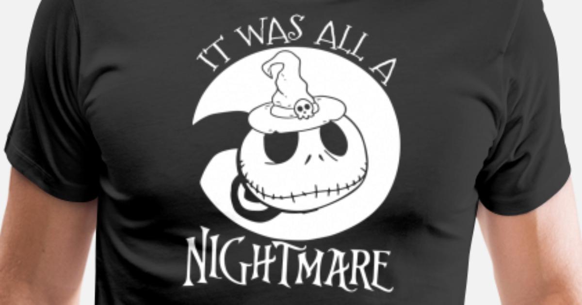 Albtraum Halloween T-shirt Geschenk gruselig Traum von biNutz ...