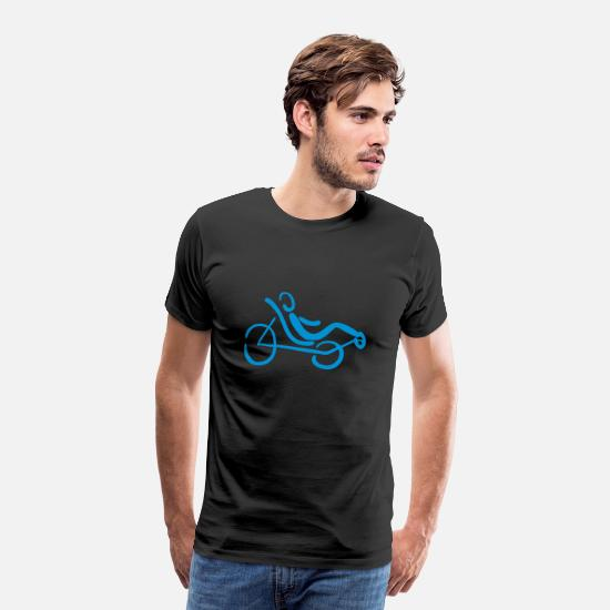 Trike T-Shirts - Trike Bike - Men's Premium T-Shirt black