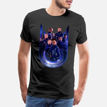 Star Trek Discovery First Season Crew - Men's Premium T-Shirt