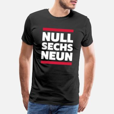 All City NULL SIX NINE - Men's Premium T-Shirt