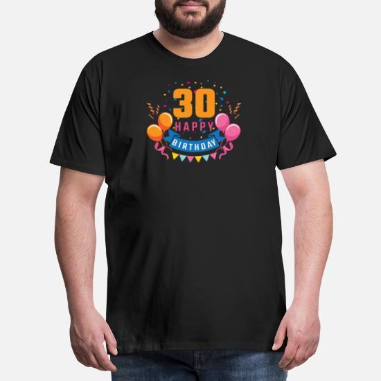 30 Compleanno 30 Anni Regalo Di Compleanno Felice