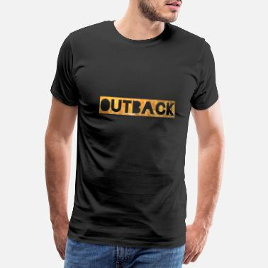 Outback Outback Nature - Männer Premium T-Shirt