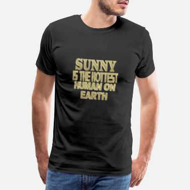 Sunny Heights sunny - Premium T-shirt mænd