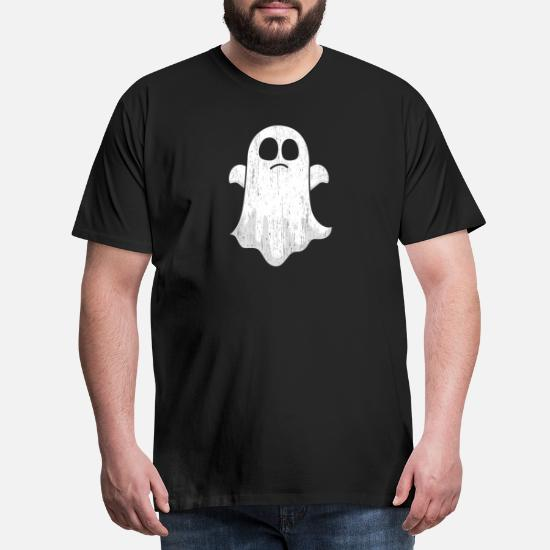 Geist Kinder Halloween Kostüm Geschenk Männer Premium T Shirt