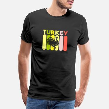 Together Turkey Thanks Giving Gift - Men's Premium T-Shirt