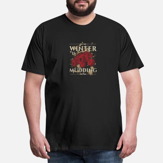 Mud Bogging T Shirt Amerikanische Herren und Damengeschenke