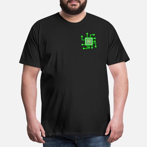 Cpu Technik Geschenk Manner Premium T Shirt Spreadshirt