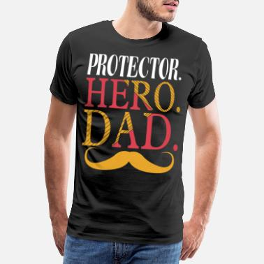 Cart Father's Day Gift Party Dad Daddy Outing Father - Men's Premium T-Shirt