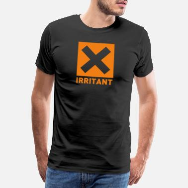 Irritant irritating - Men's Premium T-Shirt