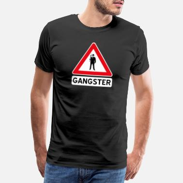 Maffia gangster - Men's Premium T-Shirt