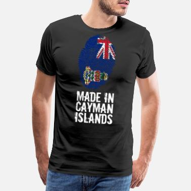 Cayman Islands Made In Cayman Islands / Cayman Islands - Men's Premium T-Shirt