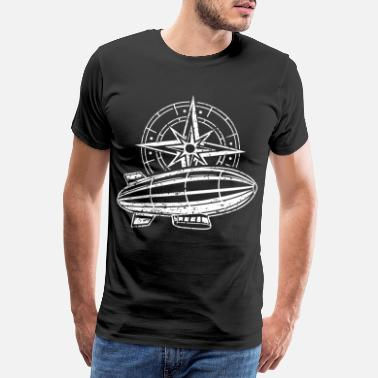 Compassion Compass trip - Men's Premium T-Shirt