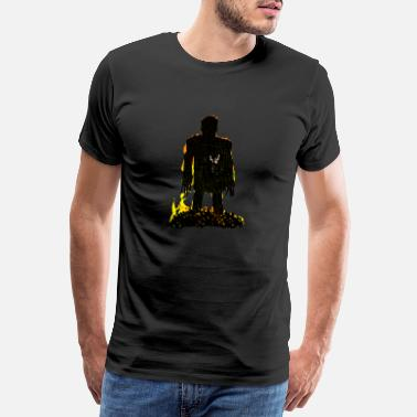 Appointment An Appointment in Wicker - Men's Premium T-Shirt