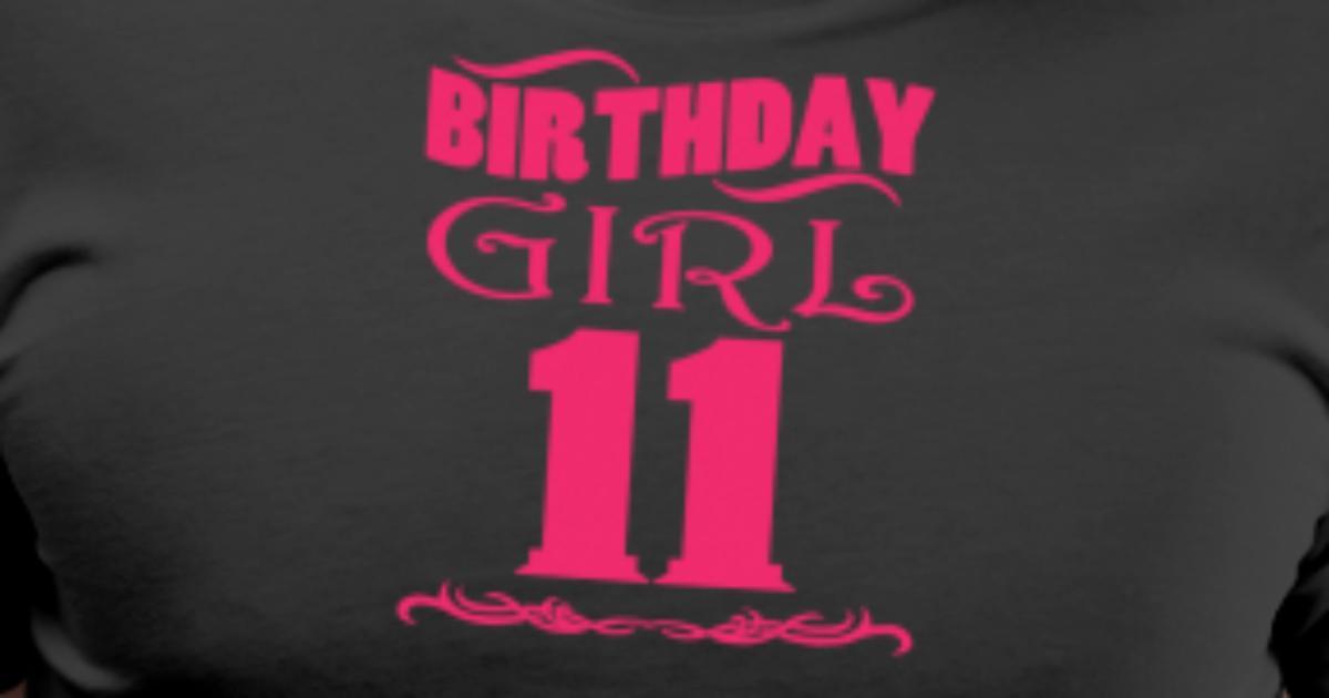 Verjaardag Meisje 11 Jaar