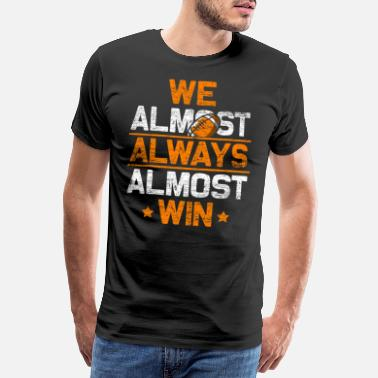 Sports Win Football Win American Football - Men's Premium T-Shirt