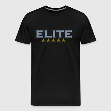 ELITE, 5 stars, For the Best of the Best! - Men's Premium T-Shirt