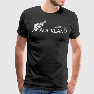 auckland new zealand - Men's Premium T-Shirt
