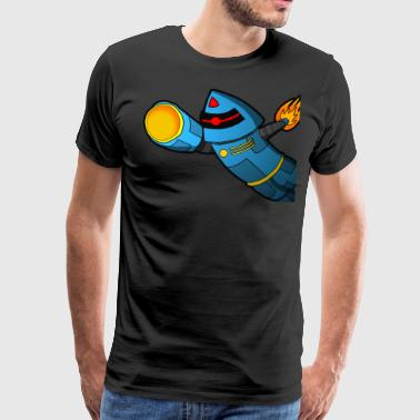 Blast off! - Men's Premium T-Shirt