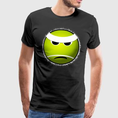 Tennis Mad - Mannen Premium T-shirt